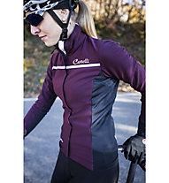 Castelli Trasparente 3 W FZ - maglia bici - donna