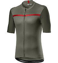 Castelli Unlimited - maglia da ciclismo - uomo, Grey/Red