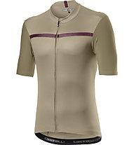 Castelli Unlimited - maglia da ciclismo - uomo, Brown/Red