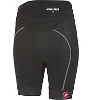 Castelli Velocissima - pantaloni bici - donna, Black/White