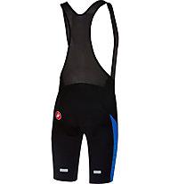 Castelli Velocissimo IV - pantaloni bici corti - uomo, Black/Blue