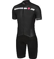 Castelli Velocissimo Sanremo Suit - Bike Komplet - Herren, Black/White