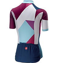 Castelli Ventata - maglia bici - donna, Blue