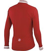 Castelli Vittore Gianni Wool Jersey, Red