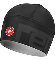 Castelli Viva 2 Thermo - berretto bici, Black/Grey