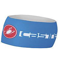 Castelli Viva Thermo - Stirnband, Blue