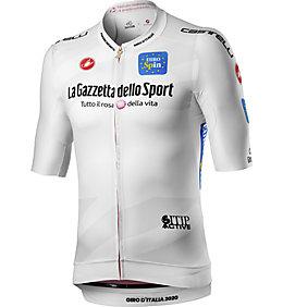 Castelli Maglia Bianca Race Giro d'Italia 2020 - uomo