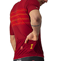 Castelli Zoncolan Jersey maglia da tappa Giro d'Italia 2021 - uomo, Red