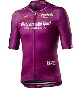 Castelli Maglia Ciclamino Race Giro d'Italia 2020 - uomo