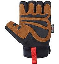 Chiba Gel Performer - Handschuhe Fitness, Brown