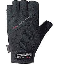 Chiba Gel Performer - Handschuhe Fitness, Black
