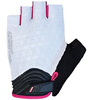 Chiba Lady Air Plus - Fahrradhandschuh - Damen, White/Pink