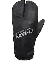 Chiba Rain Shield Superlight - moffole, Black