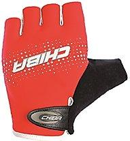 Chiba Ride - Fahrrad-Handschuhe, Red