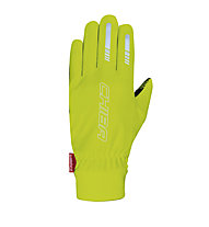 Chiba Thermofleece Waterpro - Fahrradhandschuhe, Yellow