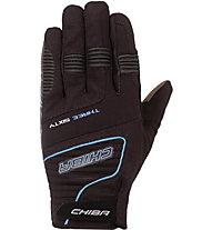 Chiba Threesixty - Handschuhe Fahrrad, Black