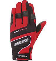 Chiba Threesixty - Handschuhe Fahrrad, Red