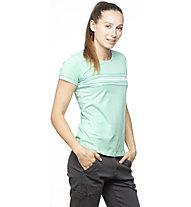 Chillaz Gandia Rope Ornament - maglietta arrampicata - donna, Light Green
