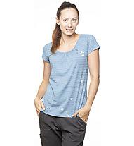 Chillaz Hide The Best - maglietta - donna, Light Blue