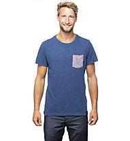 Chillaz Kamu - T-Shirt - Herren, Blue