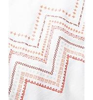 Chillaz Kauai Zigzag Ornament - Klettertop - Damen , White