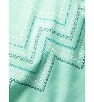 Chillaz Kauai Zigzag Ornament - Klettertop - Damen , Light Green