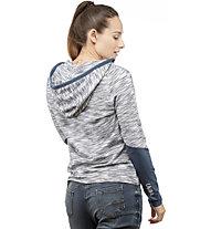 Chillaz Montebelluna - Langarmshirt - Damen , Blue/Grey