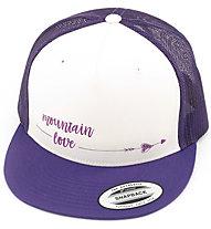 Chillaz Mountain Love - Schildkappe - Damen , violet