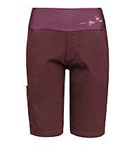 Chillaz Sandra - pantaloni arrampicata - donna, Red