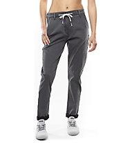 Chillaz Summer Splash - pantalone arrampicata - donna, Dark Grey/Black