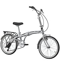 Cicli Cinzia Car Bike Aluminium 20 - Faltrad, Silver