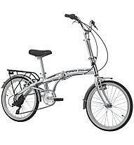 Cicli Cinzia Car Bike Aluminium, Silver