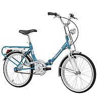 Cicli Cinzia Firenze - Faltrad, Light Blue/White
