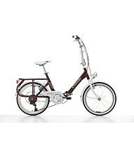 Cicli Cinzia Sixtie's Aluminium 20 - Faltrad, Amaranto