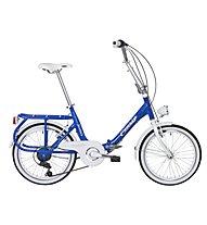 Cicli Cinzia Sixtie's Aluminium 20 - Faltrad, Blue