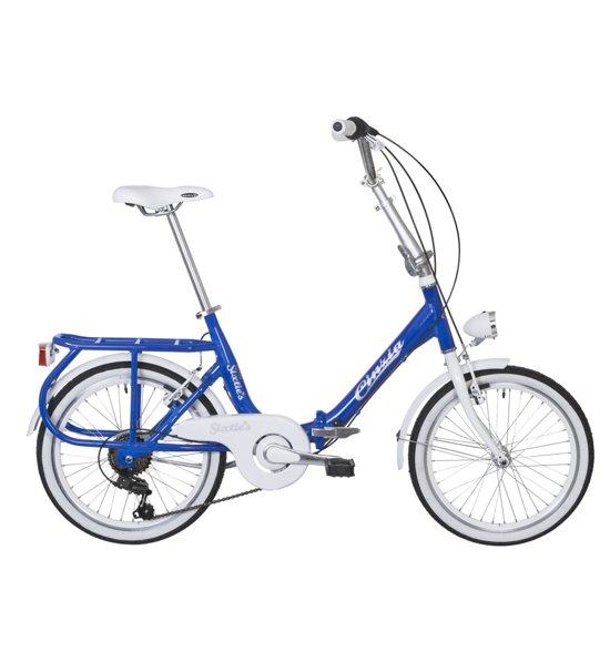 Cicli Cinzia Sixties Aluminium 20 Faltrad Sportlercom