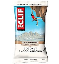 Clif Bar Coconut Chocolate Chip - barretta energetica, Coconut Chocolate Chip
