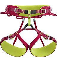 Climbing Technology Anthea - Damen Klettergurt, Dark Red/Green