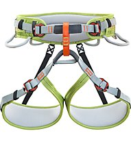 Climbing Technology Ascent - Klettergurt, Green/Grey