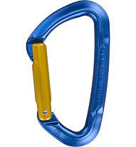 Climbing Technology Berry S - Karabiner, Blue/Yellow