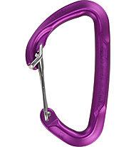 Climbing Technology Berry W - moschettone, Purple