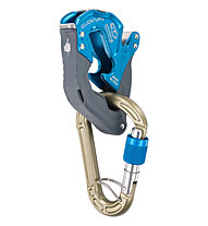 Climbing Technology Click up plus c/moschettone, Blue