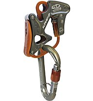 Climbing Technology Alpine Up - assicuratore/discensore, Orange/Anthracite