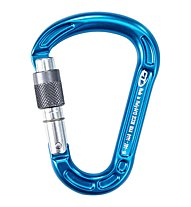 Climbing Technology Concept SG - Karabiner, Blue/Grey