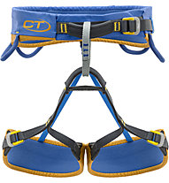 Climbing Technology Dedalo - Klettergurt, Blue/Orange