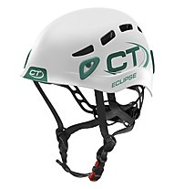 Climbing Technology Eclipse - casco, White/Green