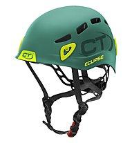 Climbing Technology Eclipse - casco, Green/Light Green