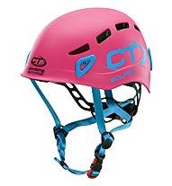 Climbing Technology Eclipse - casco, Pink/Light Blue
