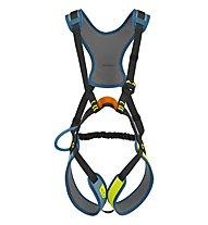 Climbing Technology Flik - Ganzer Klettergurt, Grey/Blue
