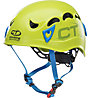 Climbing Technology Galaxy - casco, Green/Blue